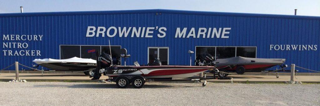 Brownies Marine Front